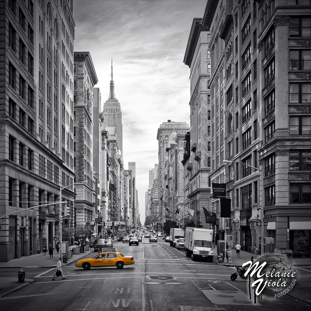 NEW YORK CITY 5th Avenue | OhMyPrints Onlineshop