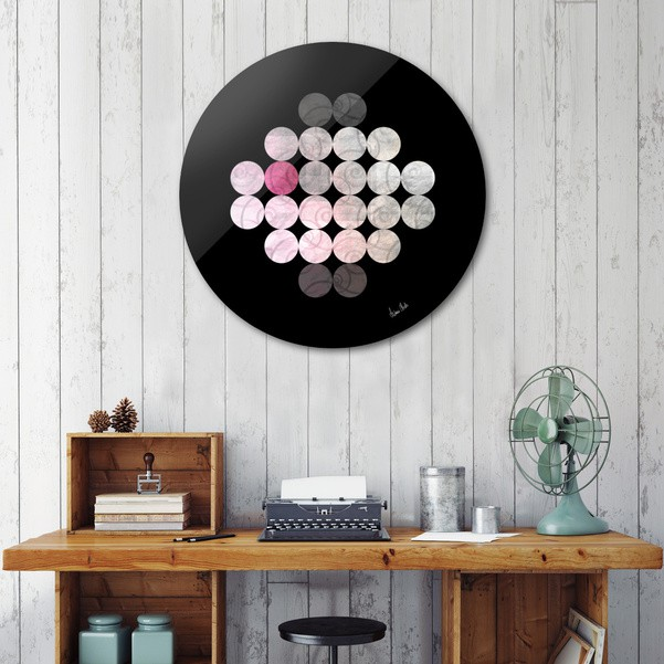 Abstract Circles | odd one out no. 3 - CURIOOS Onlineshop