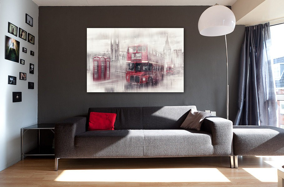 City-Art LONDON Westminster Collage - OhMyPrints Onlineshop