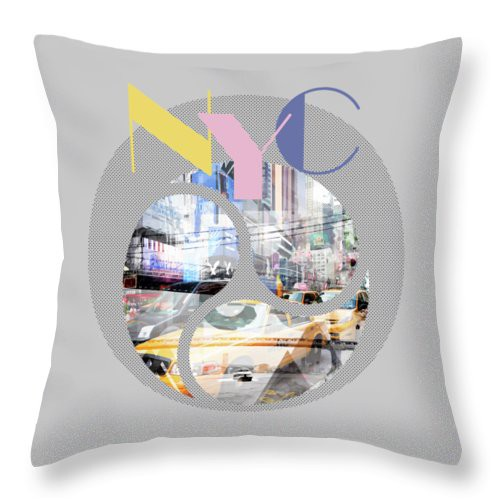 PIXELS.COM Kissen / Throw Pillow