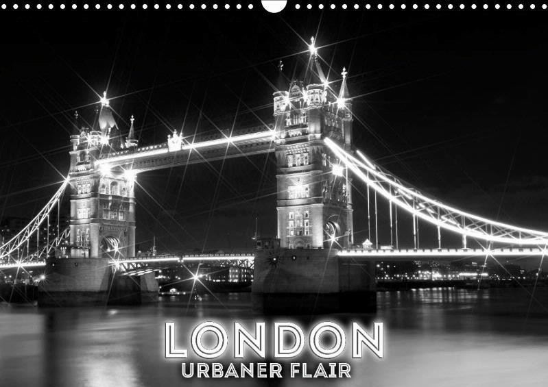 "KALENDER ""LONDON Urbaner Flair"""