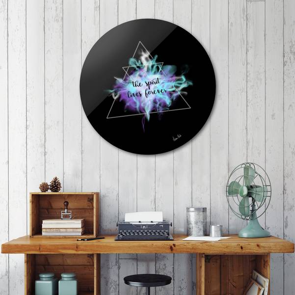 LINK - CURIOOS - Disk - Trendy Phrases | the spirit lives forever no. 3