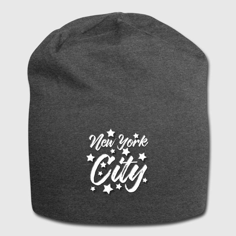 "LINK - SPREADSHIRT Jersey-Beanie - ""NEW YORK Design 