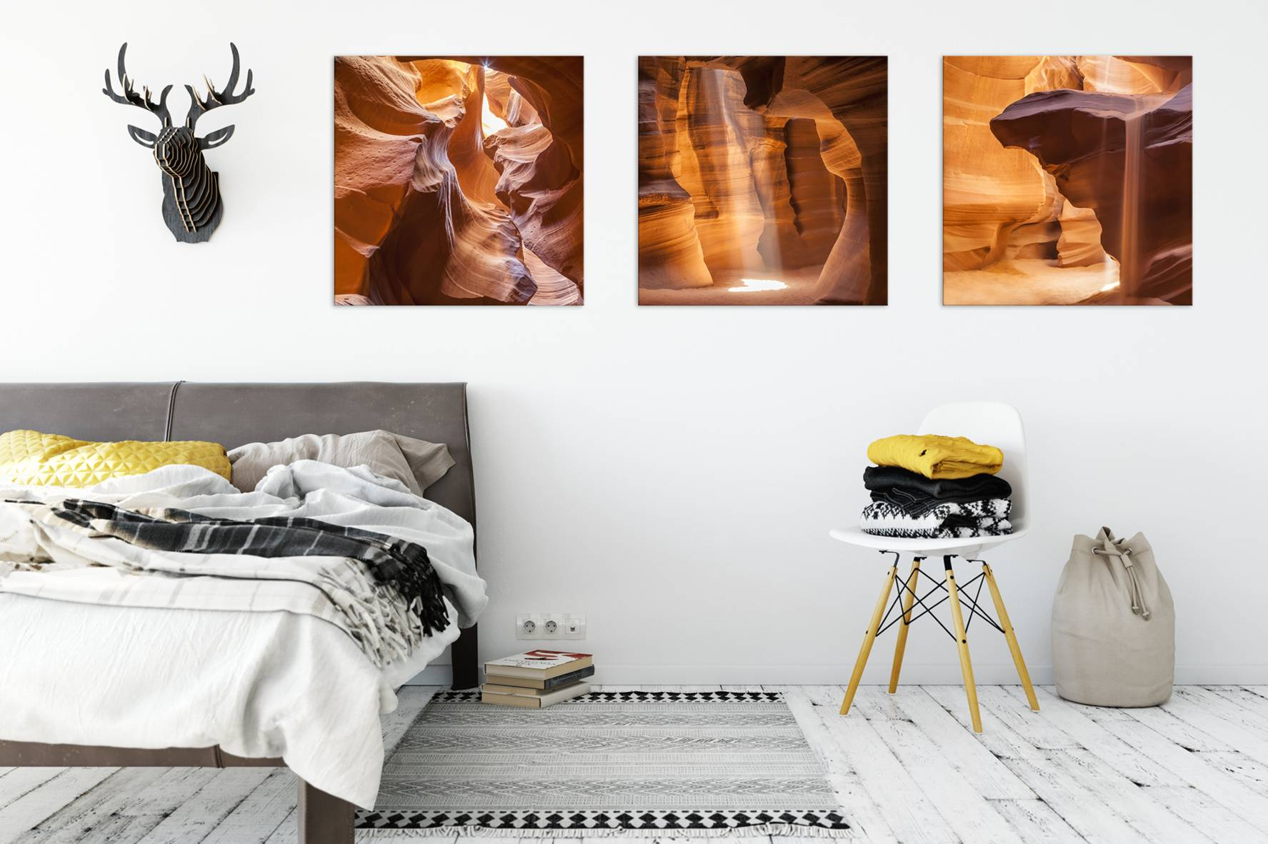 "Link to OhMyPrints Onlineshop - ""Antelope Canyon"" Collection"