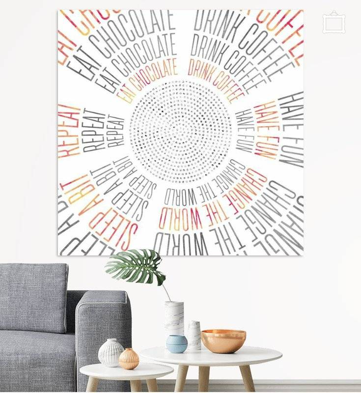 "Link - OhMyPrints - ""GRAPHIC ART Life Circles"""