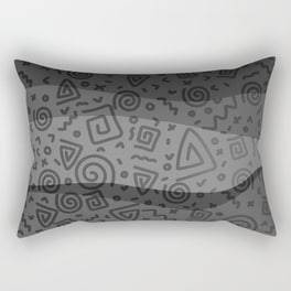"Link SOCIETY6 Rectangular Pillow ""ETHNO PATTERN Modern 