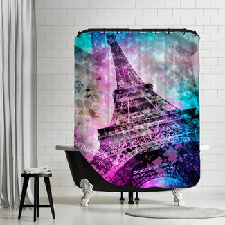 Link WAYFAIR.COM Duschvorhang / Shower Curtain