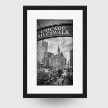 CHICAGO Riverwalk - Link zum artboxONE Onlineshop