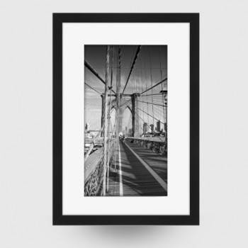 NEW YORK CITY Brooklyn Bridge - Link zum artboxONE Onlineshop